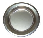 STAINLESS DEEP DISH