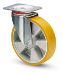 HEAVY DUTY CASTORS WITH POLYURETHANE
